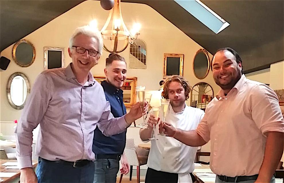 Water Rat Pub Launch Ironbridge with Alex Nicoll